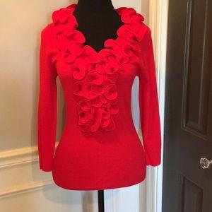 Tops - Belldini Red sweater